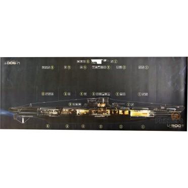 U-Boot: Tapis Cuir Eco