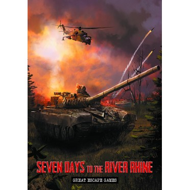 Seven Days to the River Rhine: Rule Book & Card Deck