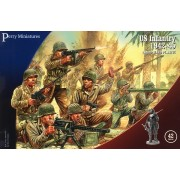 US Infantry 1942-45