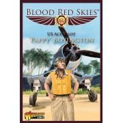 "Blood Red Skies - US Ace Pilot Greg ""Pappy"" Boyington"