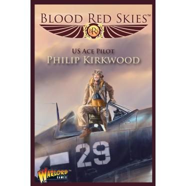 Blood Red Skies - US Ace Pilot Philip Kirkwood