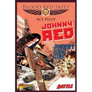 "Blood Red Skies - British Ace Pilot Johnny ""Red"" Redburn"