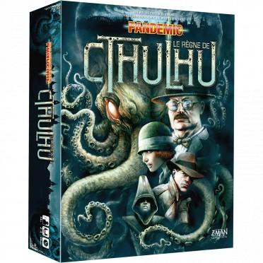 Pandemic - Le Règne de Cthulhu
