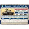 Team Yankee - Magach 6 Tank Platoon 8