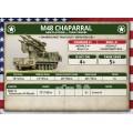Team Yankee - M48 Chaparral Sam Platoon 8