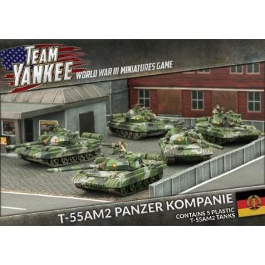 Team Yankee - T-55AM2 Panzer Kompanie