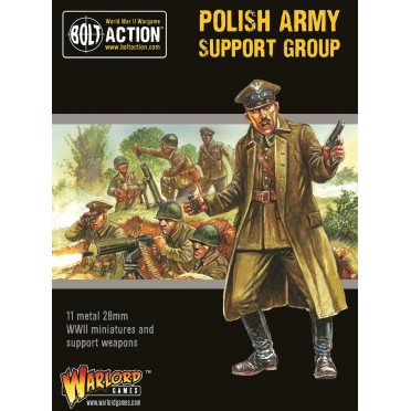 Bolt Action - Polish Army Support Group