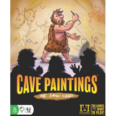 Cave Paintings : Me Draw Good