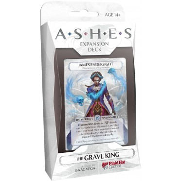 Ashes - Rise of the Phoenixborn : The Grave King