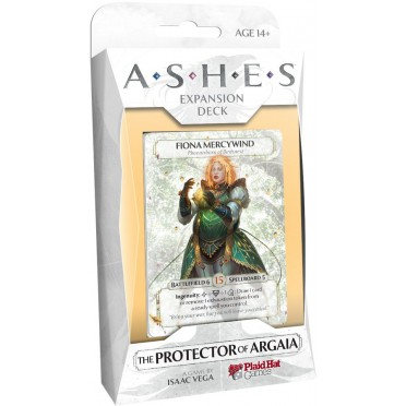 Ashes - Rise of the Phoenixborn : The Protector of Argaia