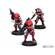 Infinity - Mercenaries - Tanko Zensenbutai