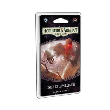 Horreur à Arkham : Le Jeu de Cartes - Union et Désillusion