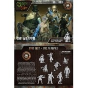The Other Side - Cult of the Burning Man Unit Box - The Warped