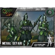 The Other Side - Abyssinia Unit Box - Mehal Sefari