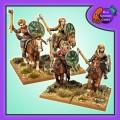 Mounted Shieldmaiden Warriors 0