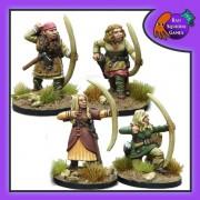 Shieldmaiden Archers