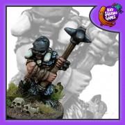 Agna, Norse Dwarf Shieldmaiden