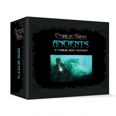Cthulhu Wars : The Ancients Expansion