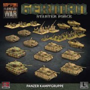 "German Late War  ""Panzer Kamfgruppe"" Army Deal"