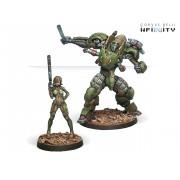 Infinity - Anaconda, Mercenary TAG Squadron