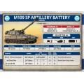 Team Yankee - M109 SP Artillery Battery 5