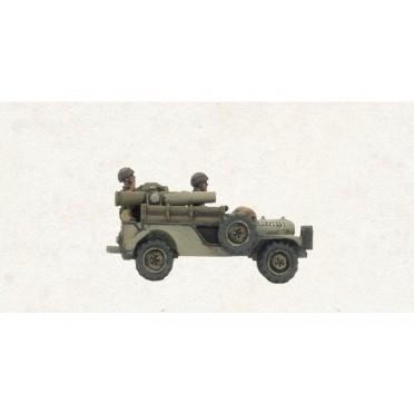 Team Yankee - Jeep (TOW) Platoon