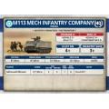 Team Yankee - Mech Infantry Platoon 11