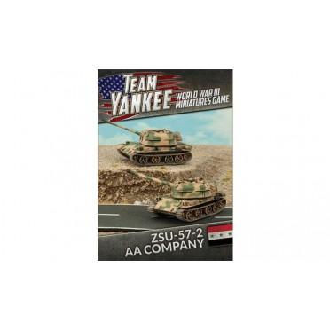 Team Yankee - ZSU-57-2 AA Company