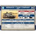 Team Yankee - Merkava Tank Platoon 8