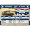 Team Yankee - Merkava Tank Platoon 9