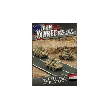 Team Yankee - VCR/TH HOT Anti-tank Platoon