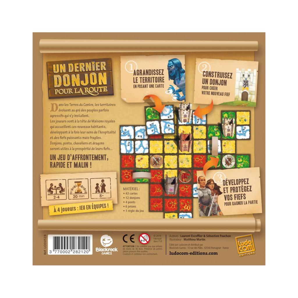 Buy Un Dernier Donjon pour la Route - Board Game - Ludocom