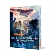 Pandemic - Intervention d'Urgence
