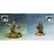 Saga - Jarl & Godi Viking