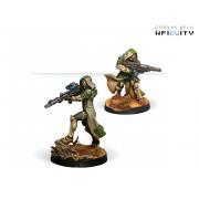 Infinity - Haqqislam - Hassassin Lasiqs (Viral Sniper / Viral Rifle)