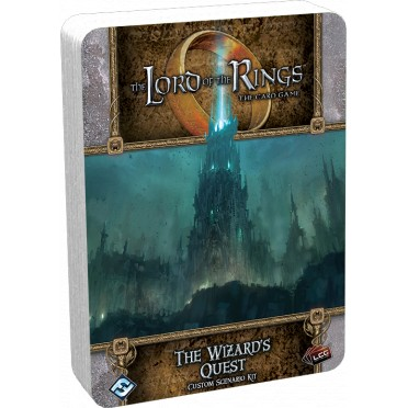 Lord of the Rings LCG – The Wizard's Quest Expansion