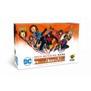 DC Comics Jeu de Deck-Building : Teen Titans