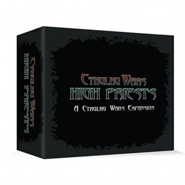 Cthulhu Wars : High Priests Expansion