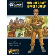 Bolt Action - British Army Support Group