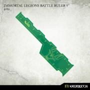 "Immortal Legions Battle Ruler 9"" [green]"