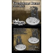 Wyrdscape Bases - 2x Victorian 40mm