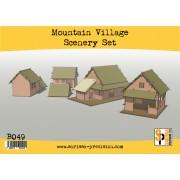 Mountain Village Set