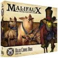 Malifaux 3E - Bayou - Captain Zipp Core Box (copie) 0