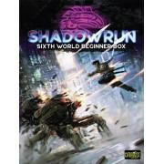 Boite de Shadowrun 6th Edition - Sixth World Beginner Box