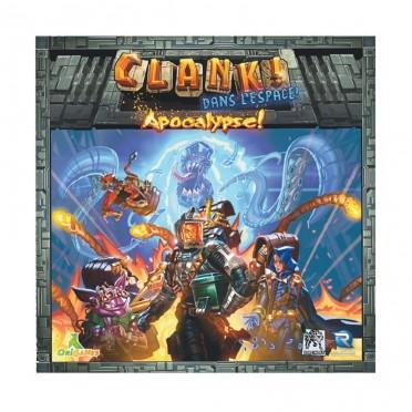 Clank! - Dans l'Espace ! - Apocalypse