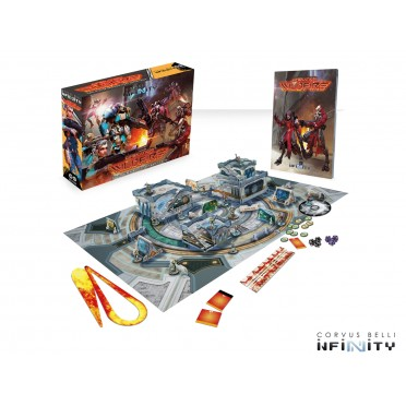 Infinity - Wildfire Launch Pack (Wildfire + Advance Pack + Valkyrie Bodyguard)