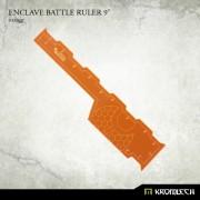 """Enclave Battle Ruler 9"""" [orange]"""