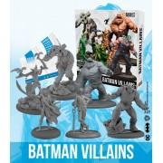 DC Universe Miniature Game - Batman Vilains Starter