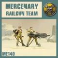 Dust - Mercenary Railgun Team 0