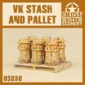 Dust - VK Stash and Pallet 0